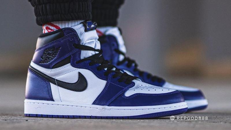 air jordan 1 court purple 2020 raffle