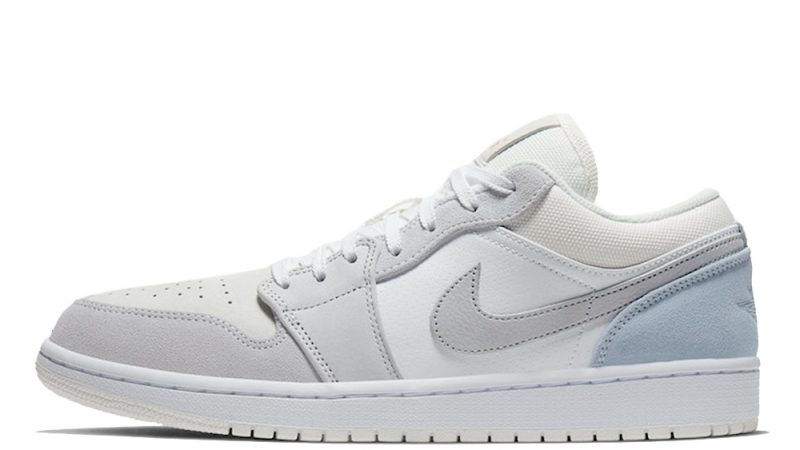 Jordan 1 Low Paris - Where To Buy - CV3043-100 | The Sole ...