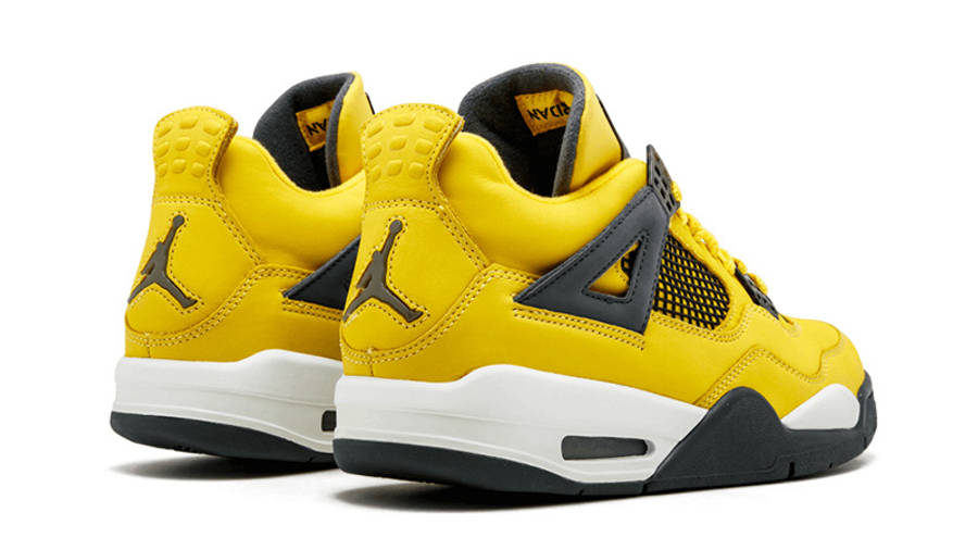 Jordan 4 Lightning CT8527-700 back