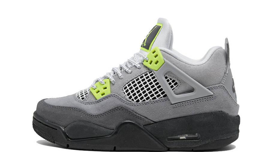 Jordan 4 SE Neon Grey CT5342-007