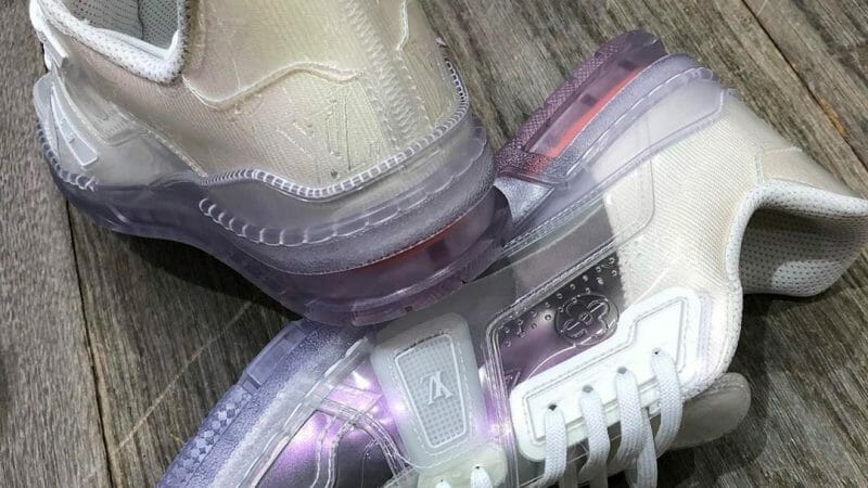 First Look At Virgil Abloh's Translucent Louis Vuitton 408