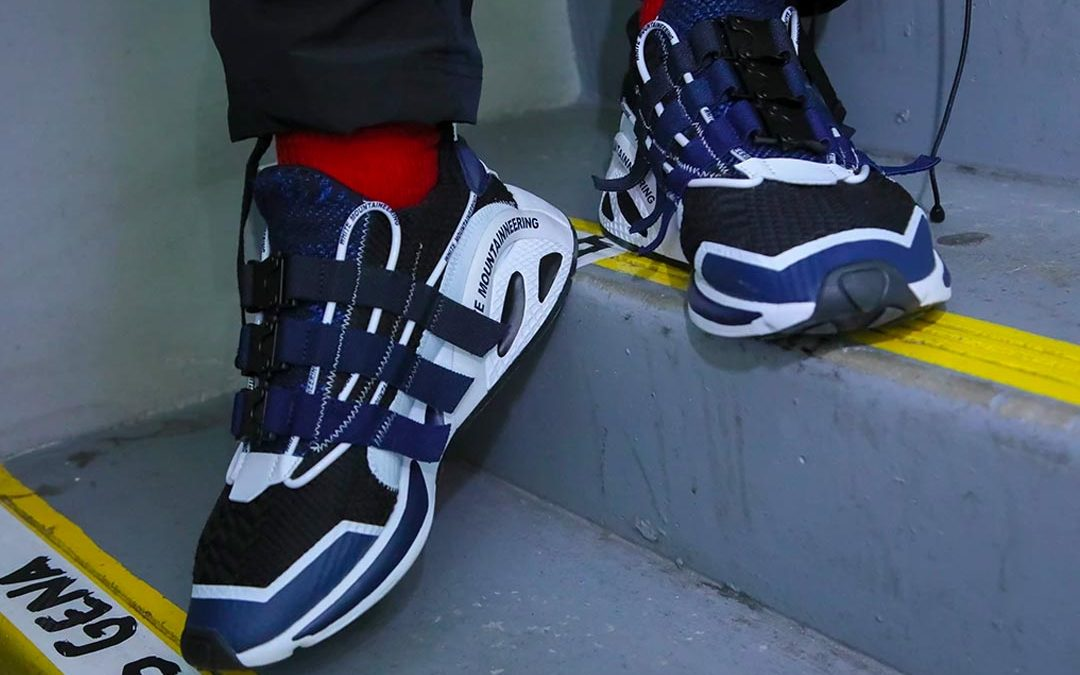 Buckle Up For The White Mountaineering x adidas LXCON | The
