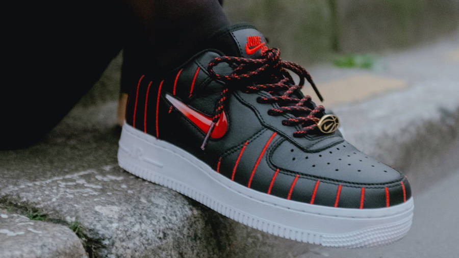 Nike Air Force 1 Jewel Chicago | Where To Buy | CU6359-001 | The ...