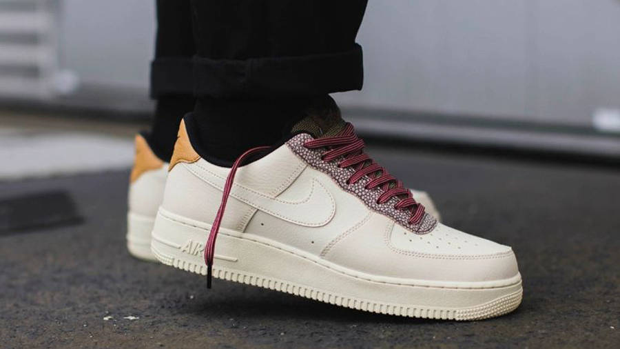 Nike Air Force 1 Low Fossil Cream | Where To Buy | CK4363-200 ...