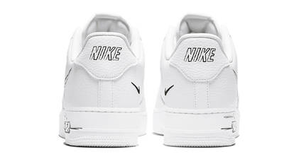 air force 1 sketch bianche