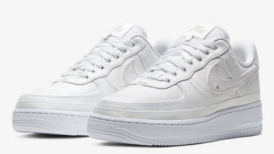 Nike Air Force 1 Low Tear-Away White Multicolour   Where To Buy ...