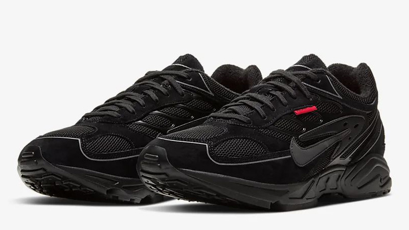 Nike Air Ghost Racer Black Red | Where