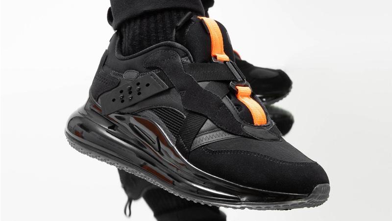 Nike Air Max 720 Slip OBJ 'Black
