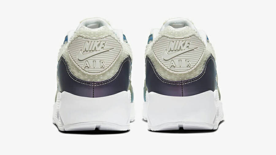 Nike Air Max 90 Bubble Pack White Back
