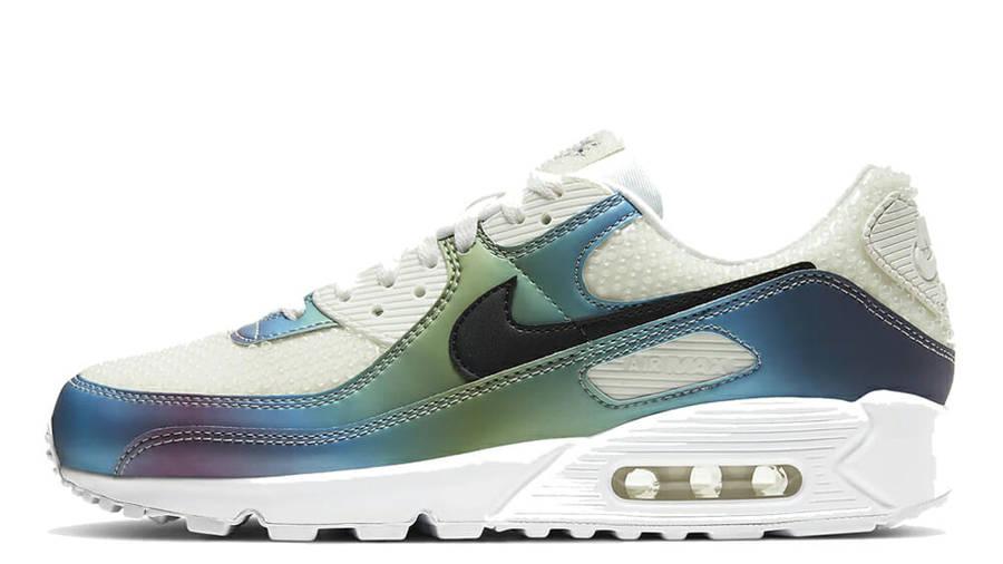 Nike Air Max 90 Bubble Pack White