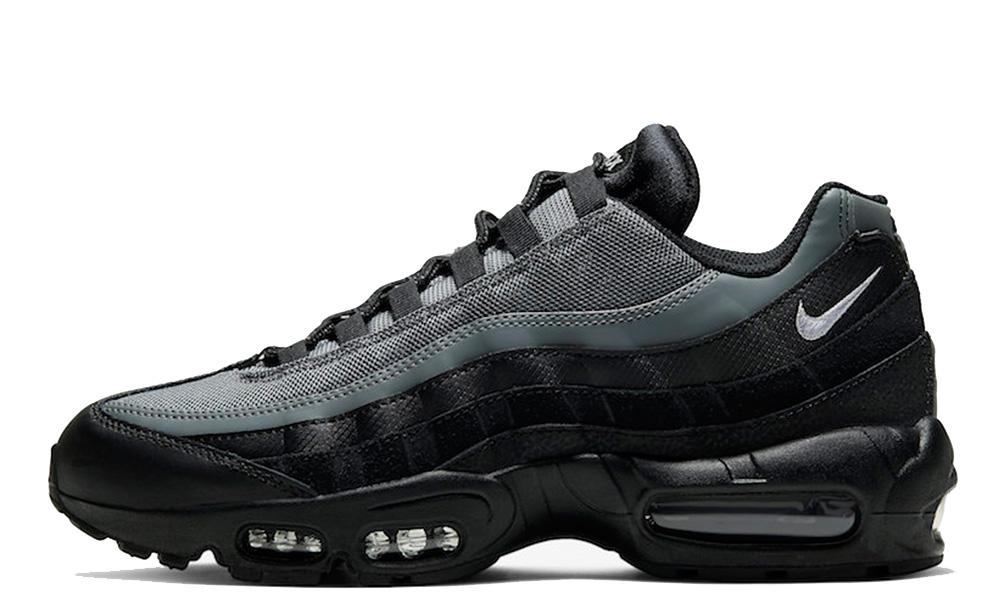 Nike Air Max 95 Essential Black Smoke