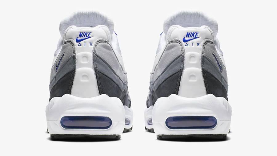 Nike Air Max 95 SC White Blue | Where To Buy | CJ4595-100 | The ...