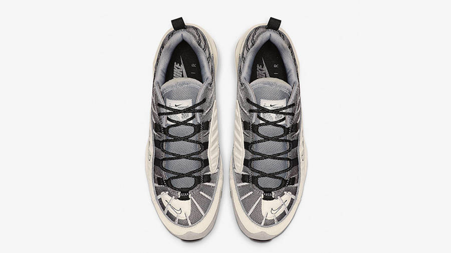 Nike Air Max 98 Inside Out Wolf Grey AO9380-002 middle