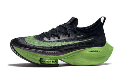 Nike Air Zoom Alphafly NEXT% Black Volt