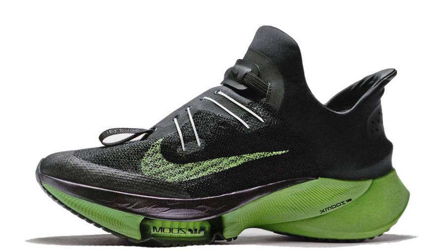 Nike Air Zoom Tempo NEXT% FlyEase Black Volt
