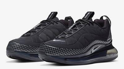 Nike MX 720-818 Black Front