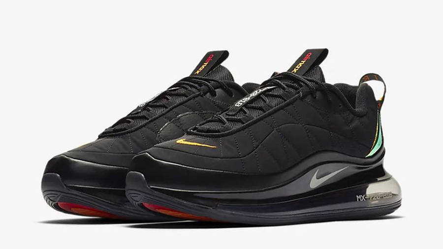 Nike MX-720-818 Black Magma CV1646-001 front