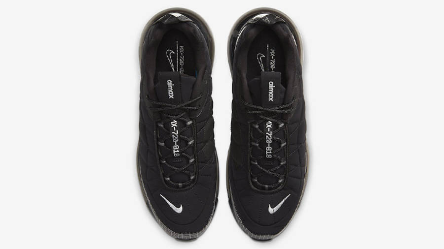 Nike MX 720-818 Black Middle