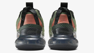 Nike MX 720-818 Cargo Khaki Back