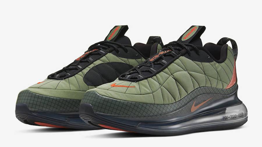 Nike MX 720-818 Cargo Khaki Front