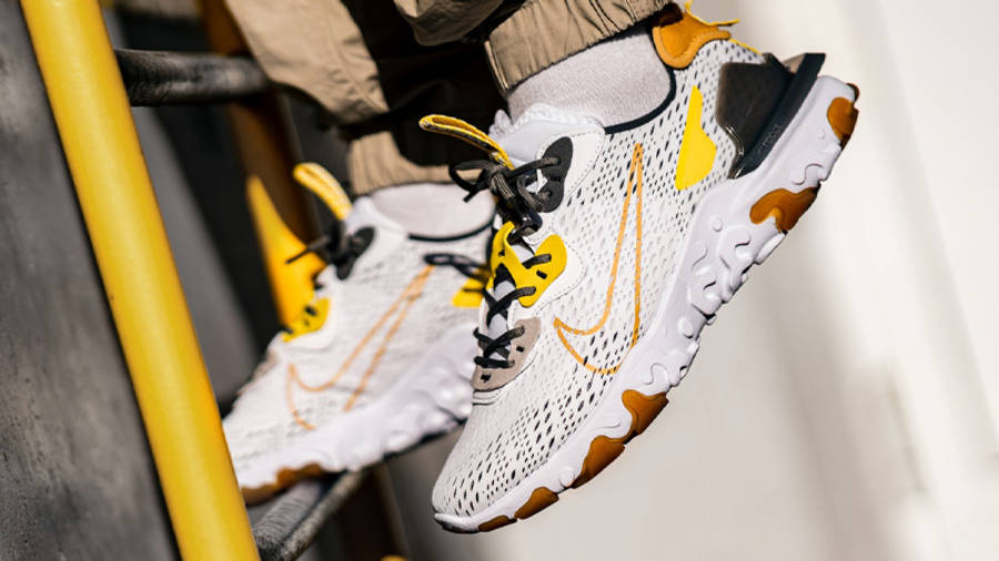 Nike React Vision Honeycomb | Where To Buy | CD4373-100 | The Sole ...