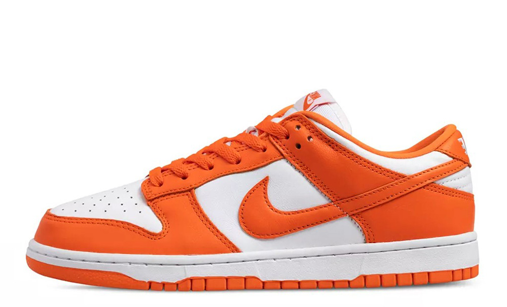Nike Dunk Low Orange Blaze Syracuse