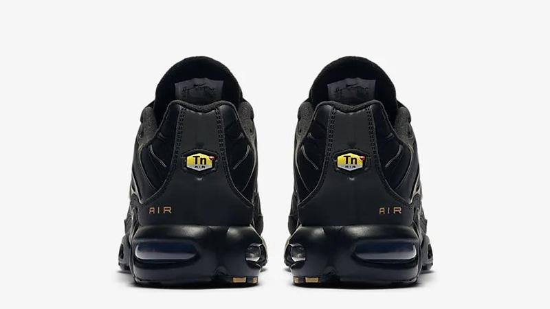 Nike TN Air Max Plus Black Team Gold