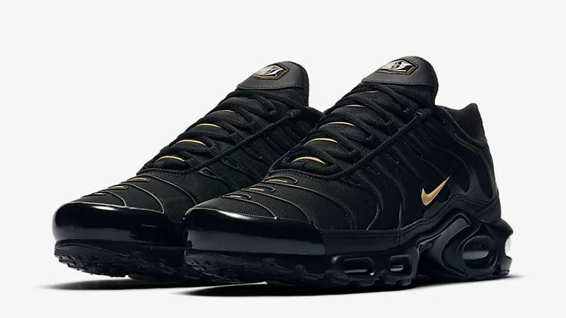 release info on famous brand best selling Nike TN Air Max Plus Black Team Gold - Where To Buy - CU3454-001 ...