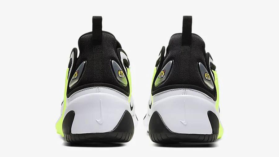 Nike Zoom 2K White Volt CW2372-101 back