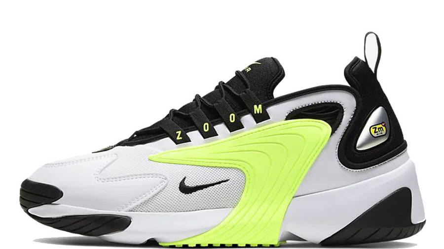 Nike Zoom 2K White Volt CW2372-101