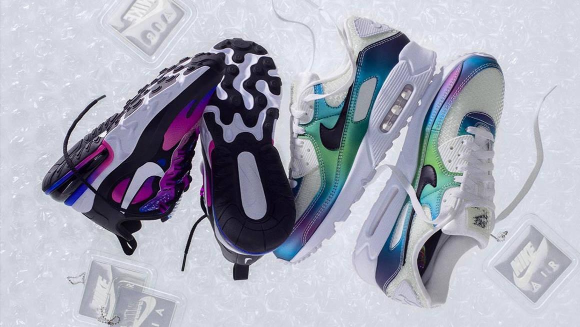 "Nike Air Max ""Bubble"" Pack"