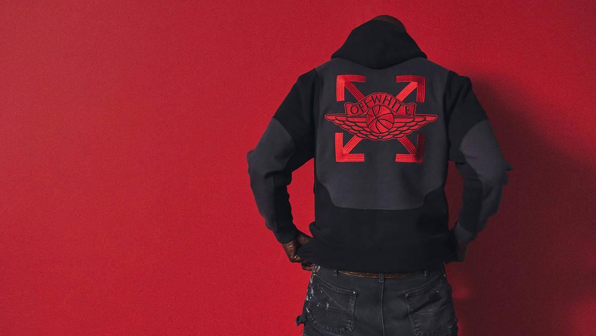 The New Off-White x Jordan Brand