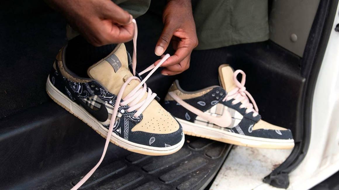 Travis Scott x Nike SB Dunk Low Cactus