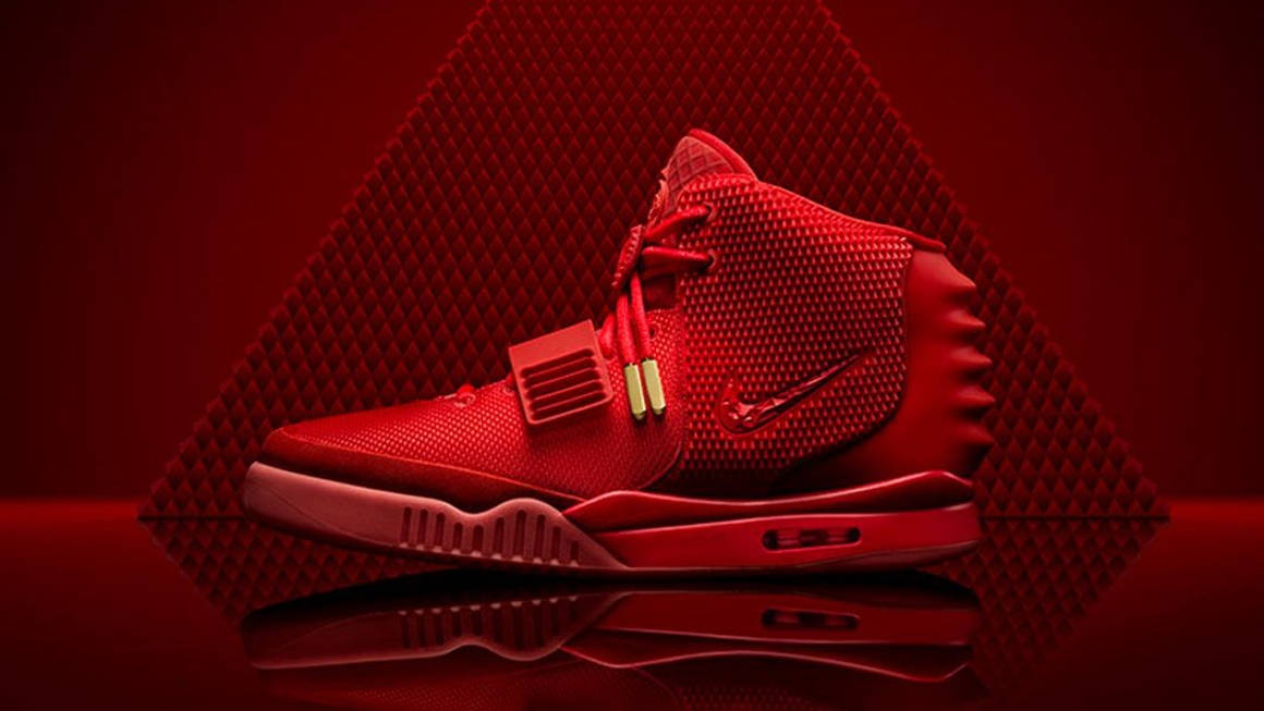 """Why The Nike Air Yeezy 2 """"Red October"""" Is The Most Controversial Sneaker Ever Made"""