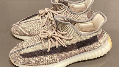 Yeezy Boost 350 V2 Zyon Top