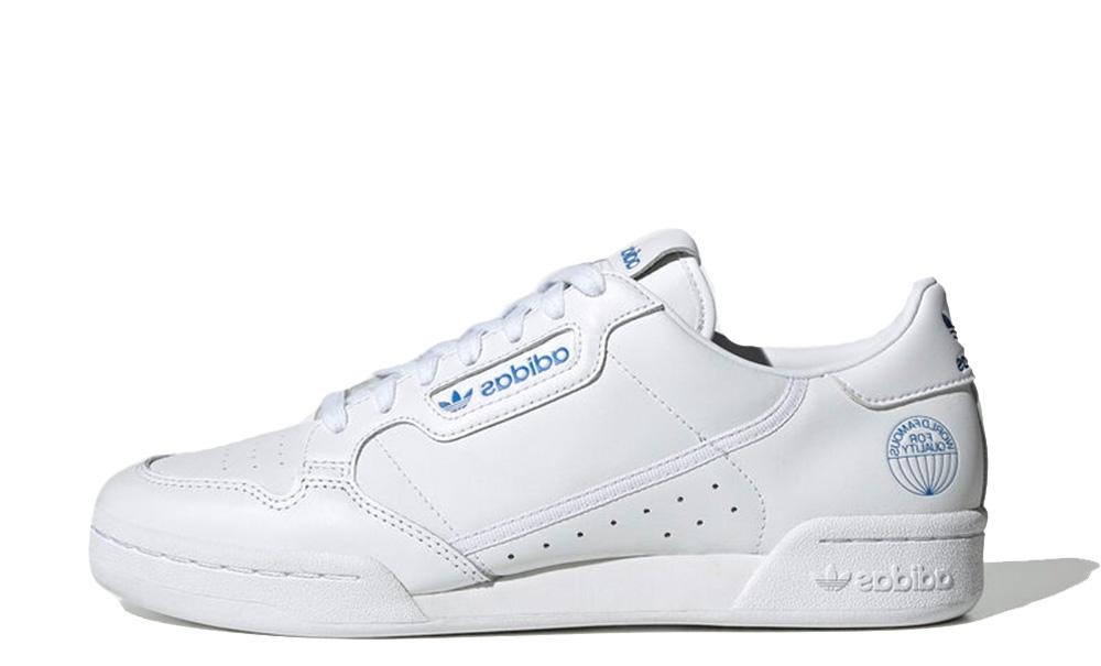 adidas Continental 80 White Blue Hero