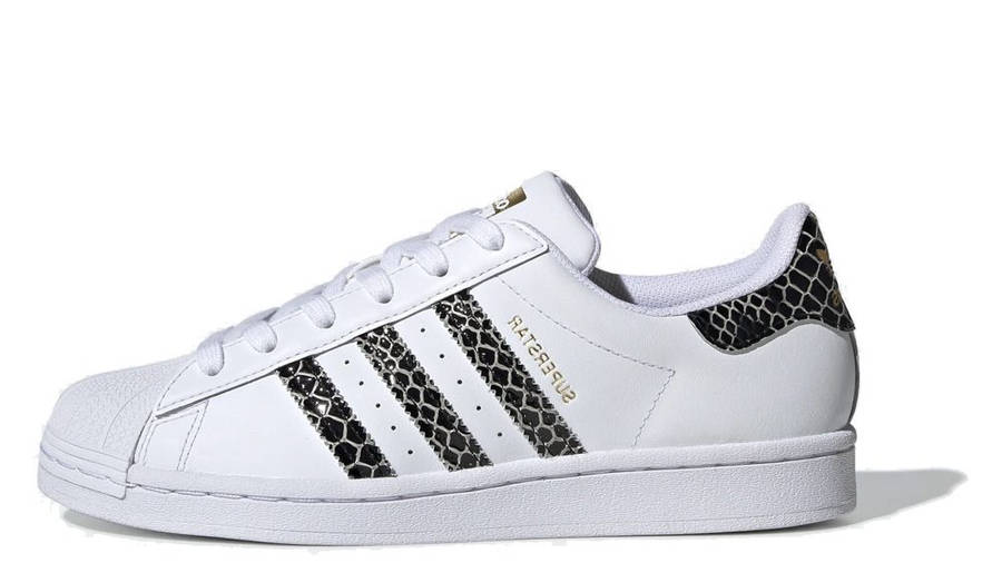 adidas Superstar White Reptile | Where