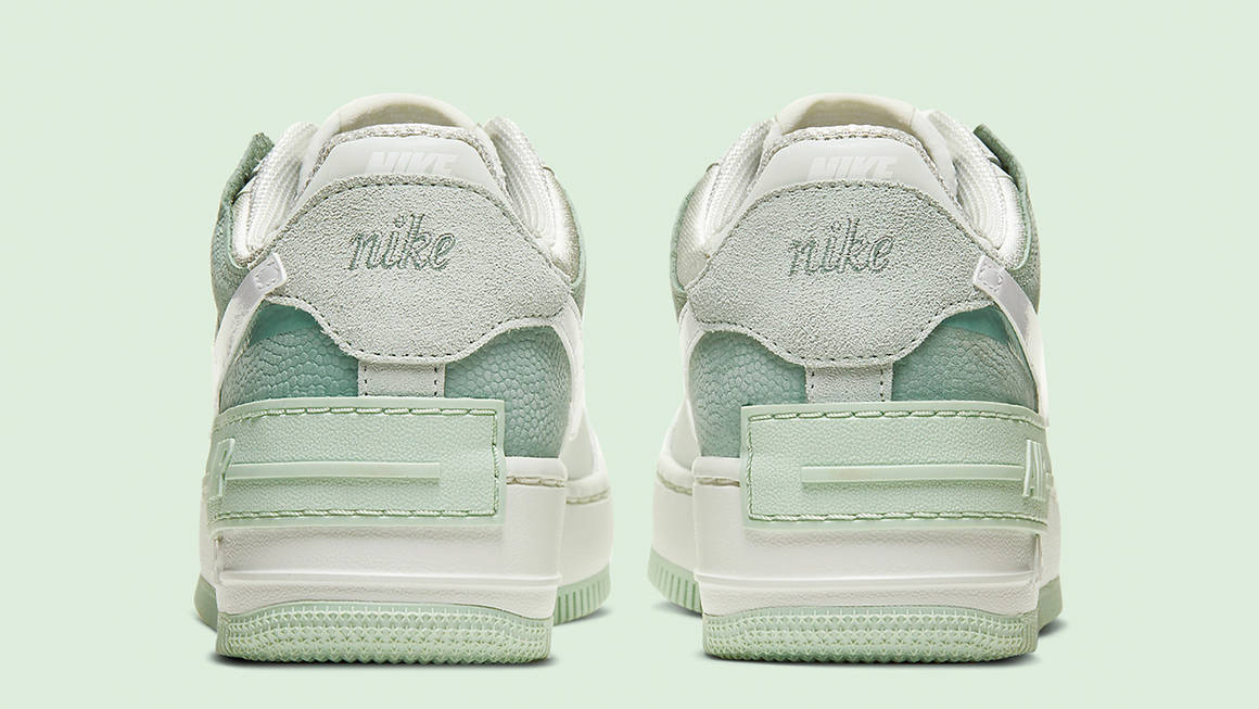 The Nike Air Force 1 Shadow Gets The Pistachio Treatment The Sole Supplier 7 990 ₽ 3 990 ₽. the nike air force 1 shadow gets the