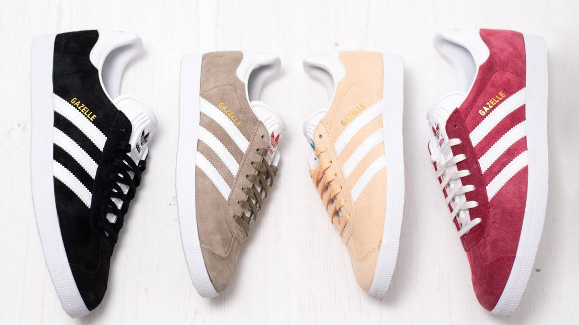 How Does the adidas Gazelle Fit and is it True to Size?   The Sole ...