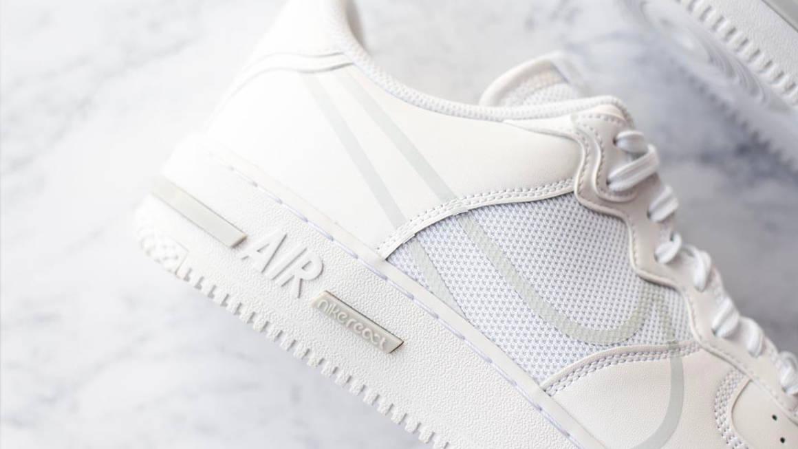 The Nike Air Force 1 React \