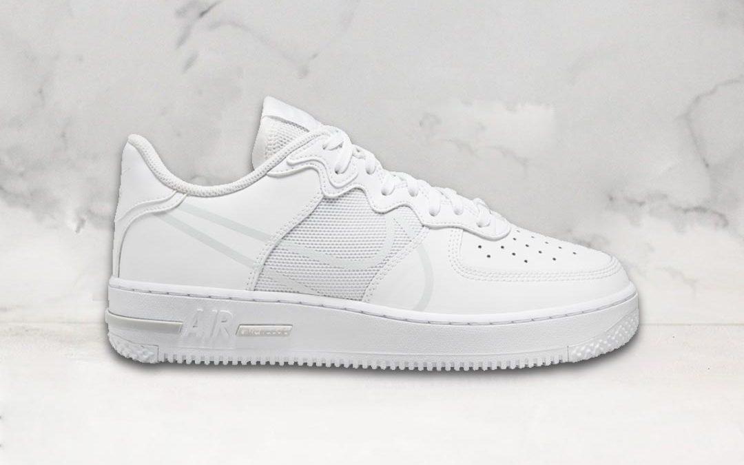 The Nike Air Force 1 React
