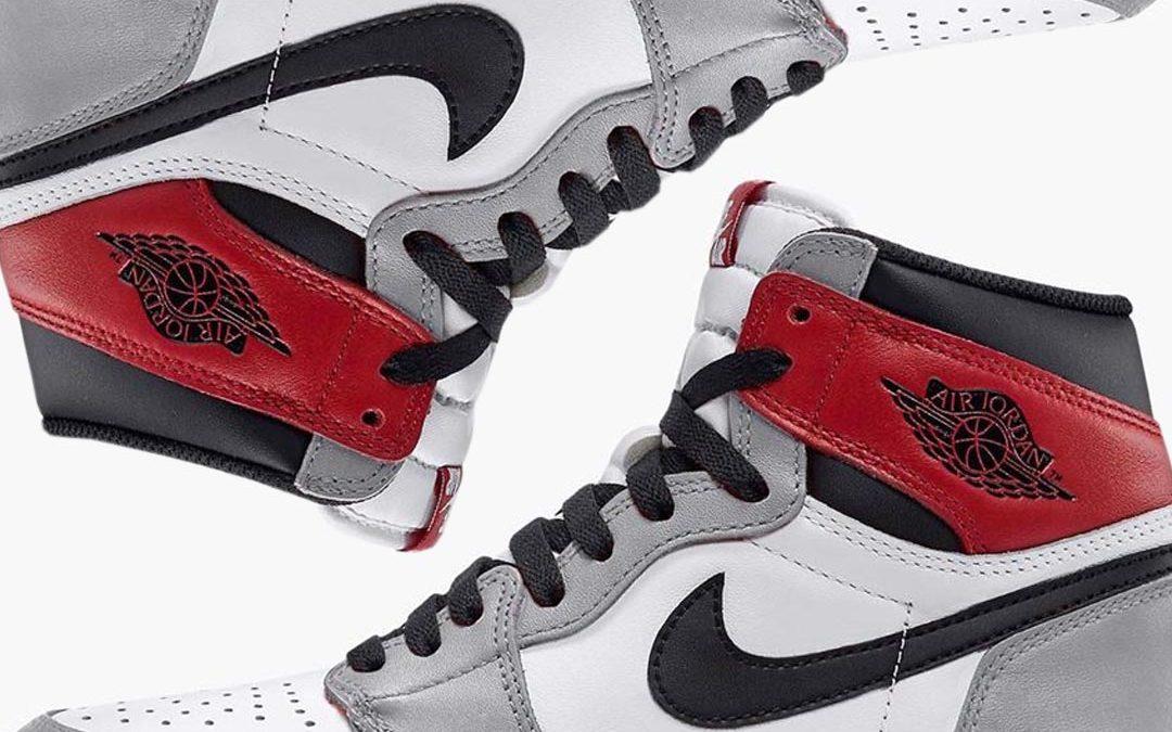 First Look At The Air Jordan 1 Retro High Light Smoke Grey The