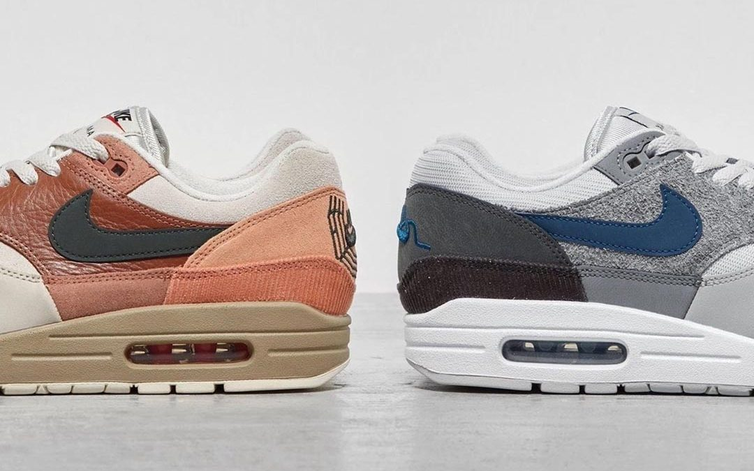 Release Reminder Don T Miss The Nike Air Max 1 Amsterdam