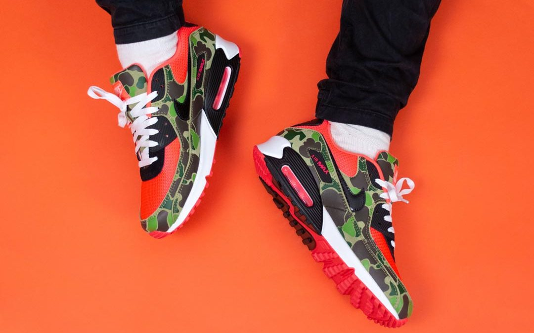 Don't Miss Tomorrow's Nike Air Max 90