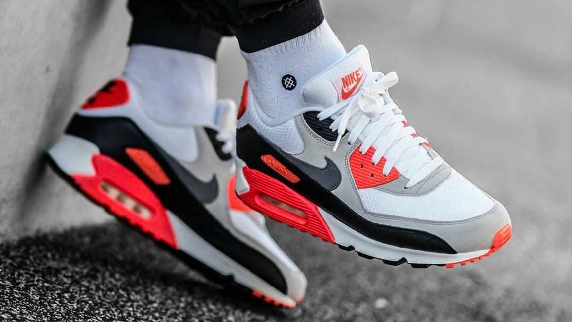 The Nike Air Max 90 \