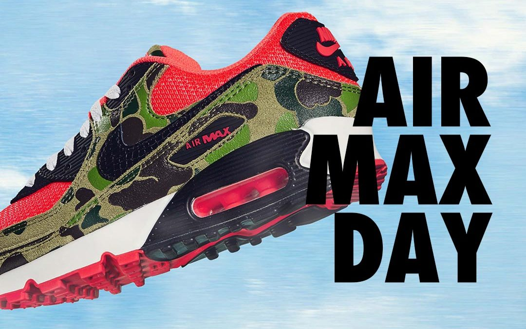 Don't Miss These 5 AIR MAX DAY Exclusives Launching Tomorrow