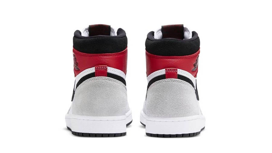 Air Jordan 1 Retro High Light Smoke Grey Back
