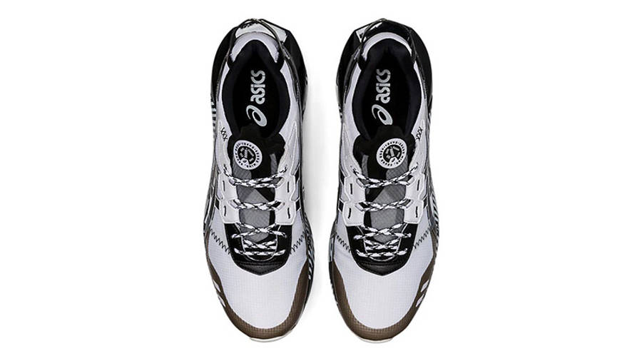 Asics Gel-Lyte XXX Barcode 1021A391-100 middle