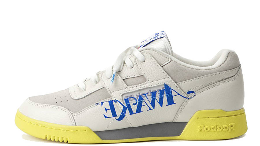 Awake NY x Reebok Workout Low White