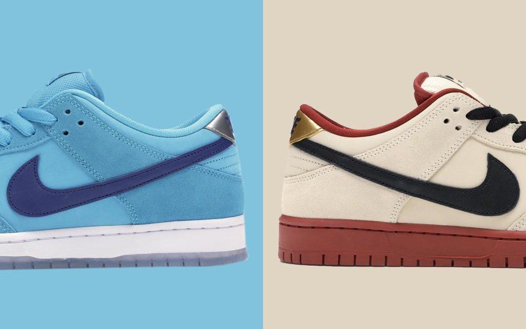 Salida reloj latitud  Release Reminder: Don't Miss the Nike SB Dunk Low